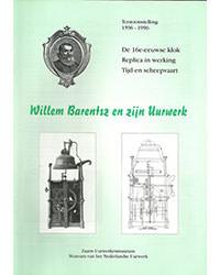 Willem Barentsz en zijn uurwerk
