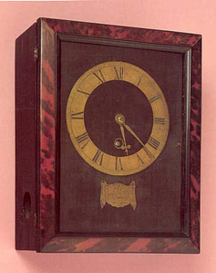 Nu te zien in het Rijksmusuem: Haagse klok van Salomon Coster (coll. MNU)